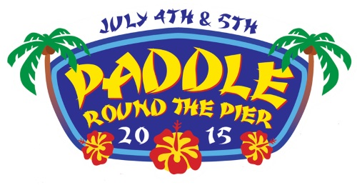 Paddle Round The Pier 2015 i