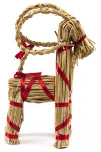 Swedish Christmas Goat