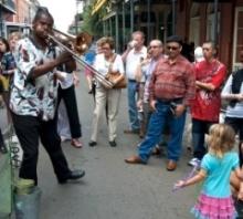 New Orleans Trombone iii