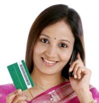 Credit Card Lady i