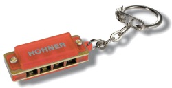 Keyring Red